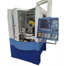 CNC semiautomatic profile and cylindrical grinding machine VZ-534F4