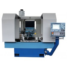 Special machine with CNC VZ-786F4  for grinding the teeth of the rods